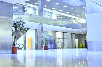 ניקיון משרדים לפני איכלוס